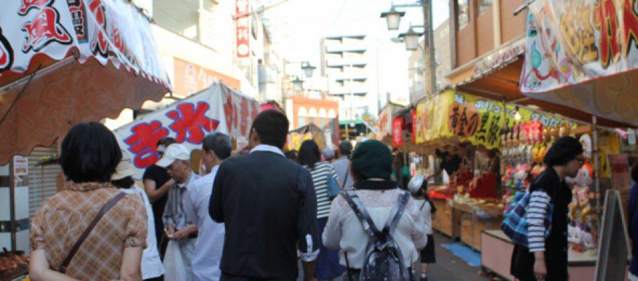 椎名町夏まつり(長崎神社大祭)開催!2018年9月8日(土)・9月9日(日)