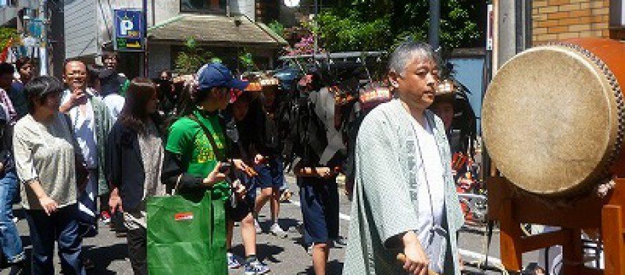 椎名町 長崎神社平成29年5月14日(日)12:00~開催