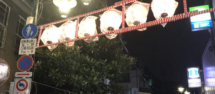 【いよいよ明日!】椎名町 長崎神社例大祭2017年9月9日(土)