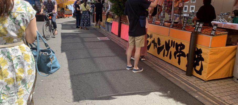 2019年9月7日pm12:52 椎名町祭り=長崎神社大祭開催レポート